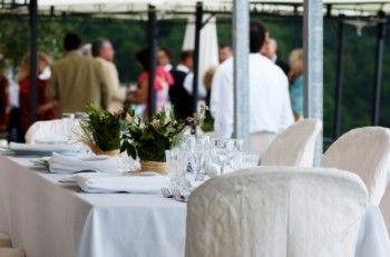 Come organizzare i tavoli di matrimonio