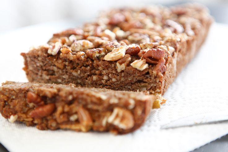 Apple Cinnamon Paleo Bread #glutenfree #grainfree #paleo