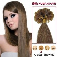 Pre Bonded / Fusion / Nail Tip / Stick Tip Hair Extensions, 100% Human hair Extensions On Sale, Free Shipping Worldwide.