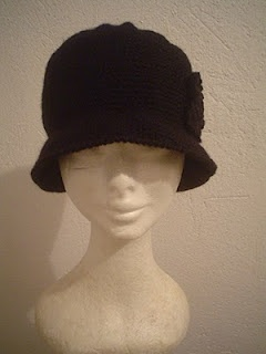MY CREATION CROCHET HAT