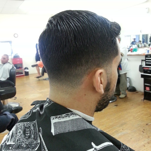 best haircut in miami 16 best images about barber on barber 4313 | ad08e32ffac997dbd40bd5f4eac11cc4