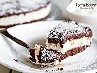 Torta Bounty - le golose ricette di Dolcissima Stefy