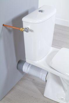 Installer des WC soi-même