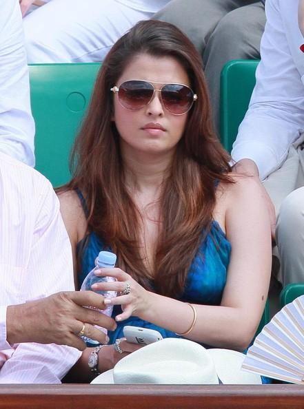 More Pics & Close-ups: Aishwarya Rai at French Open 2010 (Roland Garros) | PINKVILLA