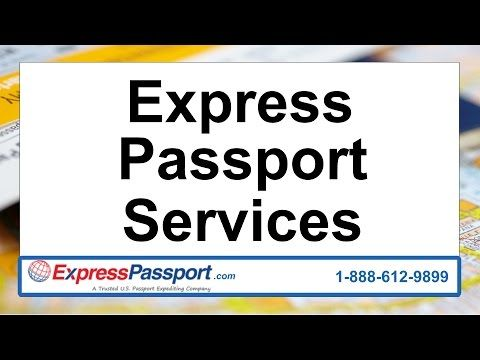 Passport service designed to meet your deadlines - get your passport in as soon as 1 to 7 days! Express Passport has all of your passport needs covered, get ...