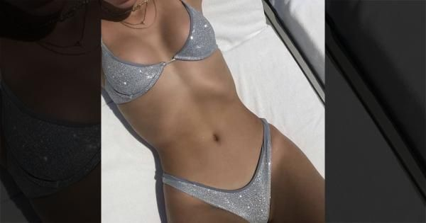 Cheap Bikinis Set, Buy Directly from China Suppliers:Shiny Glitter Bikini Bling …