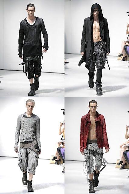 Dystopian Fashion, Julius_7 SS11