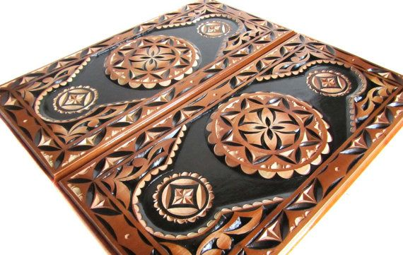 Dear customers,  introducing you EXCLUSIVE wooden handmade BACKGAMMON made in Ukraine    This backgammon is produced by custom order, there is no in