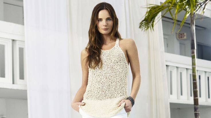USA Network - Burn Notice Character Profile Fiona Glenanne played by Gabrielle Anwar