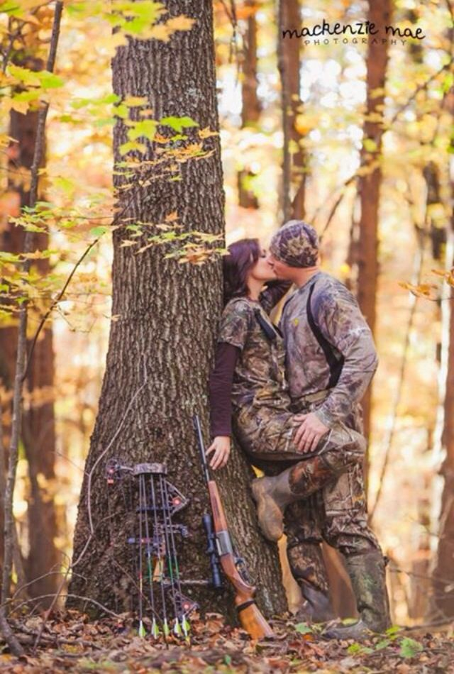 Perfect for a hunting couple