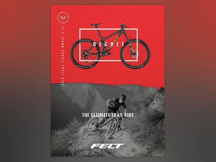Decree Mountain Bike Print Ad (unused)