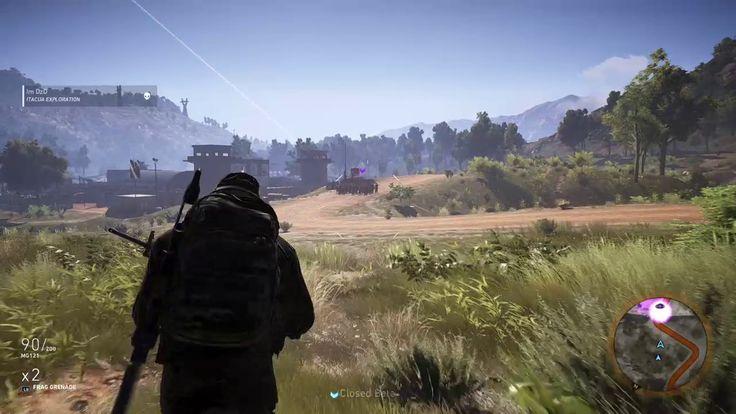 Ghost Recon Wildlands (Beta) - I Broke the Game. (50 Enemies Spawn Bug)