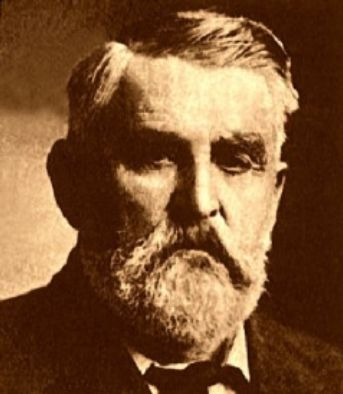 Charles Goodnight. This is probably the best known photo of Charlie Goodnight.