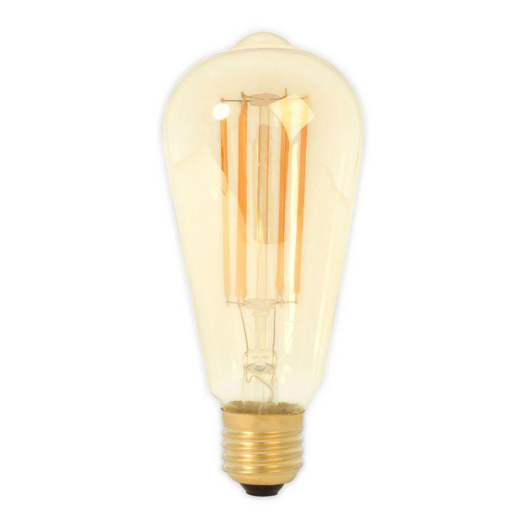 LED Filament Rustika GOLD 2000K