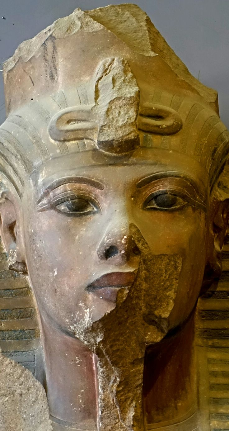 at the Egyptian Museum, Cairo - EGYPT.                                                                                                                                                                                 Mais