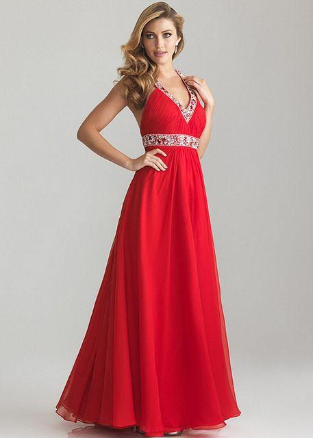 Piękna sukienka na wielki bal :)