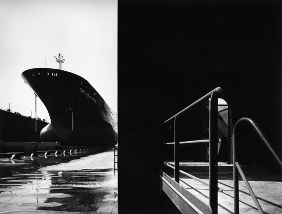 Gabriele Basilico - Le Havre , 1984, from DATAR