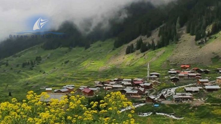 Vacation in Rize Turkey
