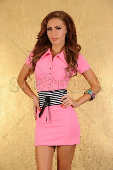 Rochie My77 True Escape Pink