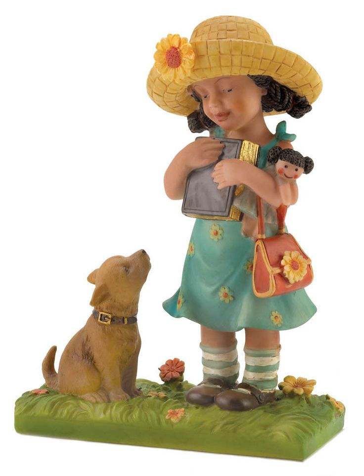 Sweet Memories Ebony Girl w/ Bible Close To My Heart CloudWorks Figurine Retired #CloudWorks