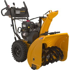 Poulan Pro�205-cc 27-in Two-Stage Electric Start Gas Snow Blower with Headlight