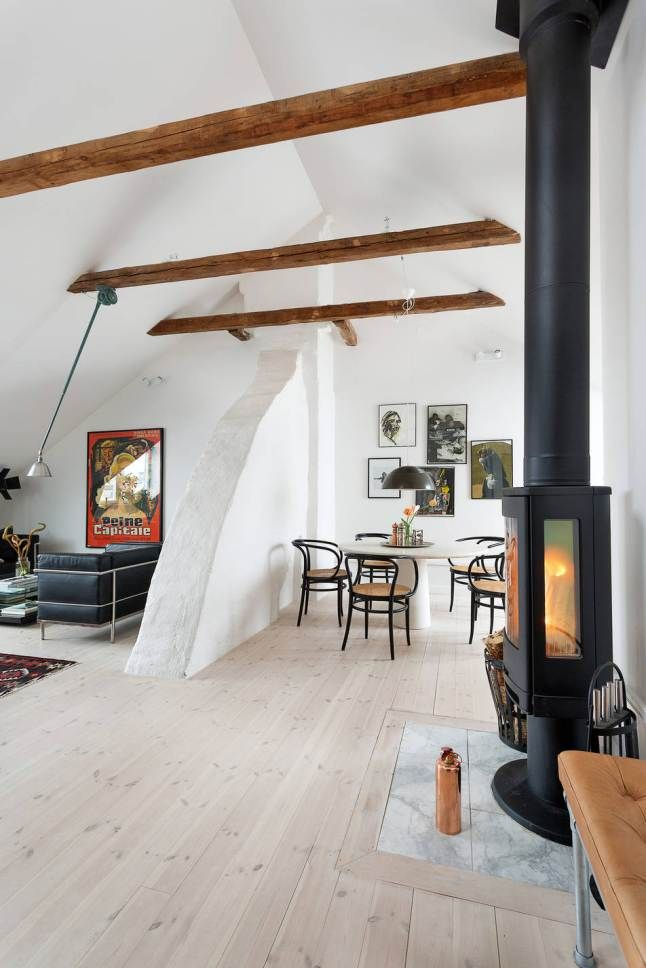 in my mind - I vacation here when I'm in paris lovely loft