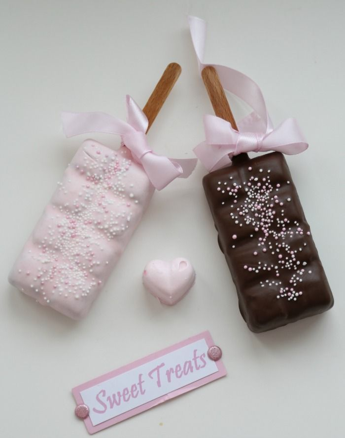 Delicious Brownies Pops