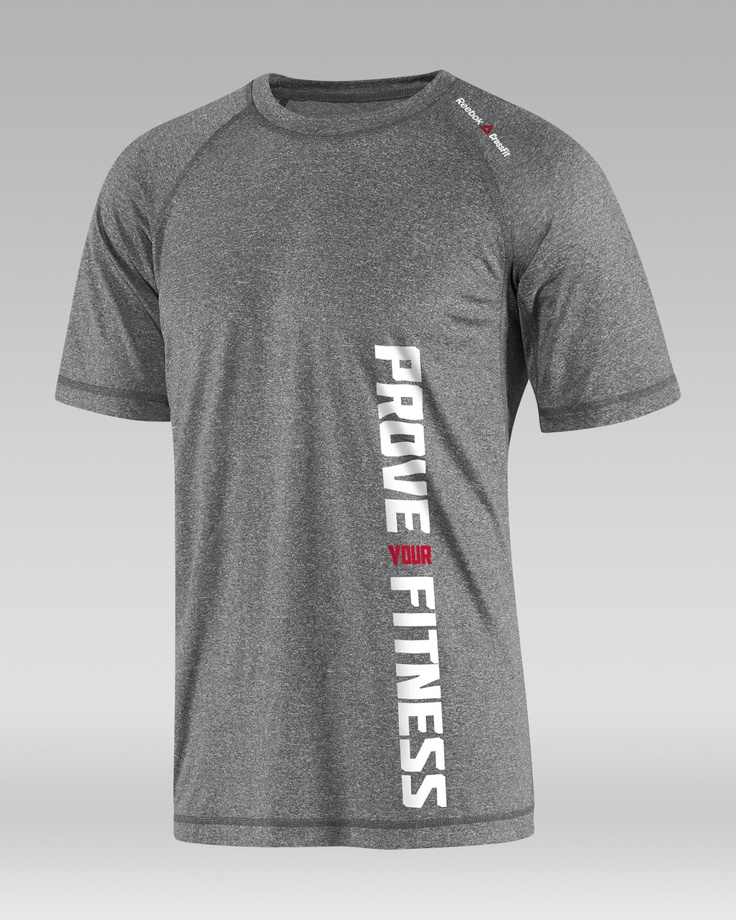 CrossFit HQ Store- Men's Open Agility S/S Tee - Sale Buy Authentic CrossFit T-Shirts, CrossFit Gear, Accessories and Clothing  Size: Large
