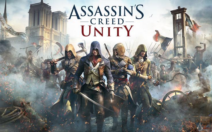 wallpaper images assassins creed unity, Deacon Gill 2017-03-18
