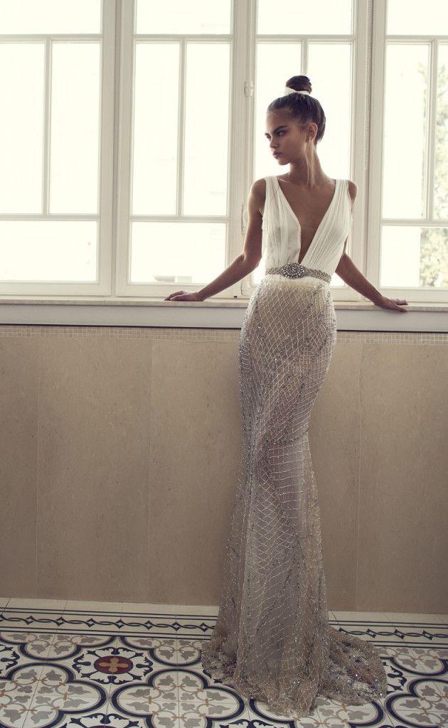zahavit tshuba wedding dress.