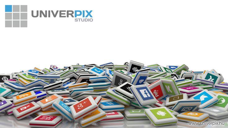 Univerpix Studio - Közösségi oldalak
