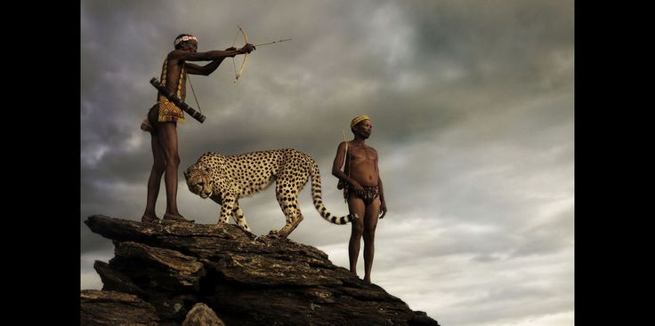 Et vice versa - Le guépard qui ne craignait pas les chasseurs