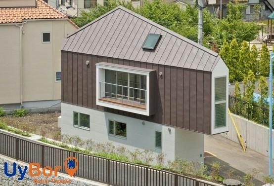 Самый маленький дом в мире. Все новости недвижимости: http://uybor.uz/