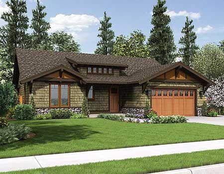 Plan 69521am rustic craftsman home plan models nice for Affordable craftsman house plans