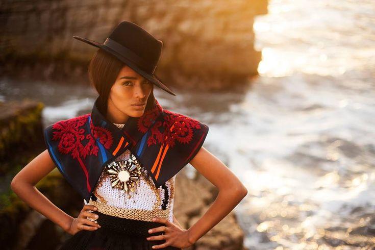 Peru moda 2014 The best of peruvian fashion industry