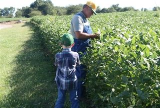 The  U.S. Department of Agriculture's National Agricultural Statistics Service (NASS) reports that family-owned farms remain the backbone of the agriculture industry.
