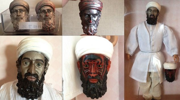 CIA secretly developed demon-Osama bin Laden action figure as part of 'influence operation' (VIDEO)