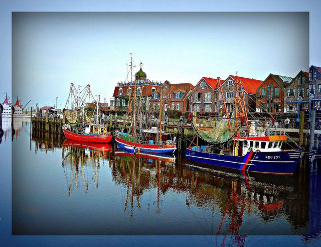 Carolinensiel (53) Romantic Harbor