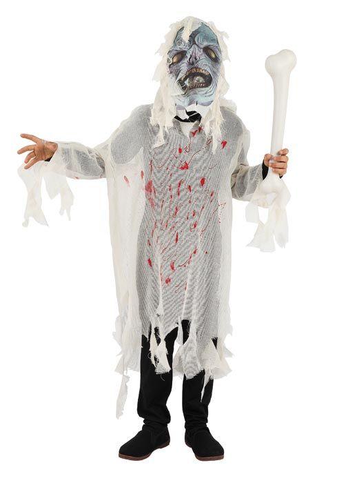 DisfracesMimo, disfraz de zombie con mascara hombre talla xl. Lo pasarán de muerte asustando a los pequeños en la noche de Terror y halloween. Este disfraz es ideal para tus fiestas temáticas de miedo y zombie para adulto. fabricacion nacional