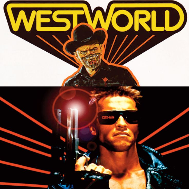 Watched the original Westworld last night, in anticipation of HBO's remake as a series. Soon into the movie, I realize that, in a way, it had already been remade. #westworld #terminator #similar #goodidea #illhaveanother #illbeback #hbo #series #hollywood #interesting #veryinteresting #compare #twoforone #television #premier #sundaynight #sunday #viewing #tv #television #movies #wowjustwow HBO Westworld