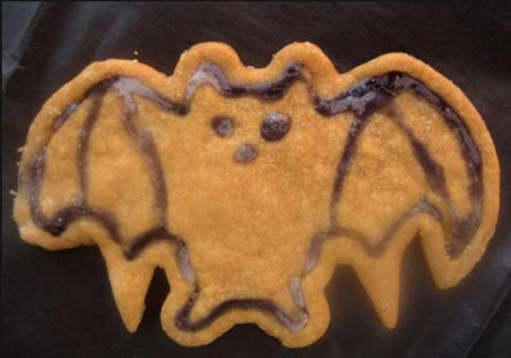 Descubre cómo hacer unas deliciosas galletas con forma de murciélago, ideal para Halloween. Conoce qué ingredientes necesitas y cuáles son los pasos para elaborarlas