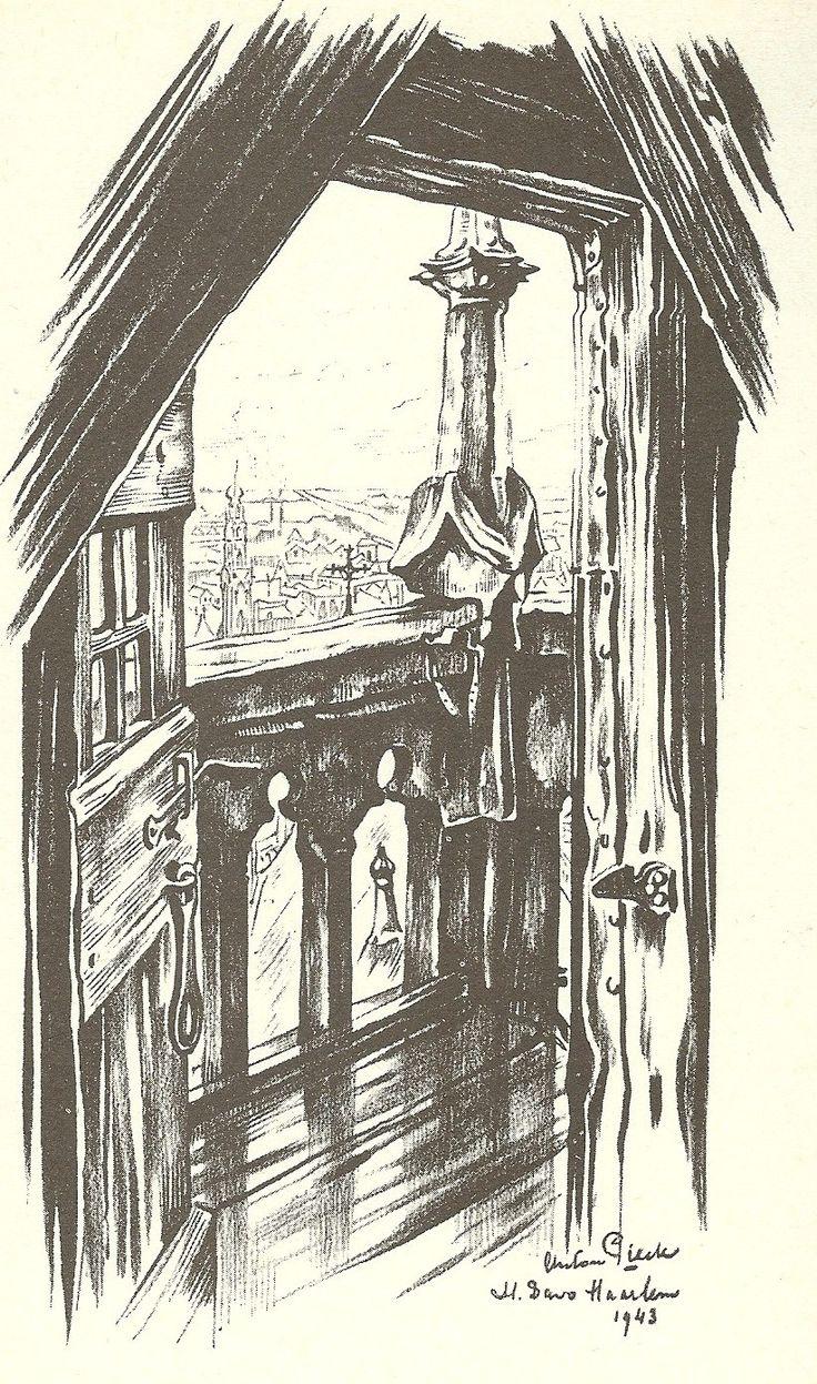 Sint Bavo Haarlem 1942