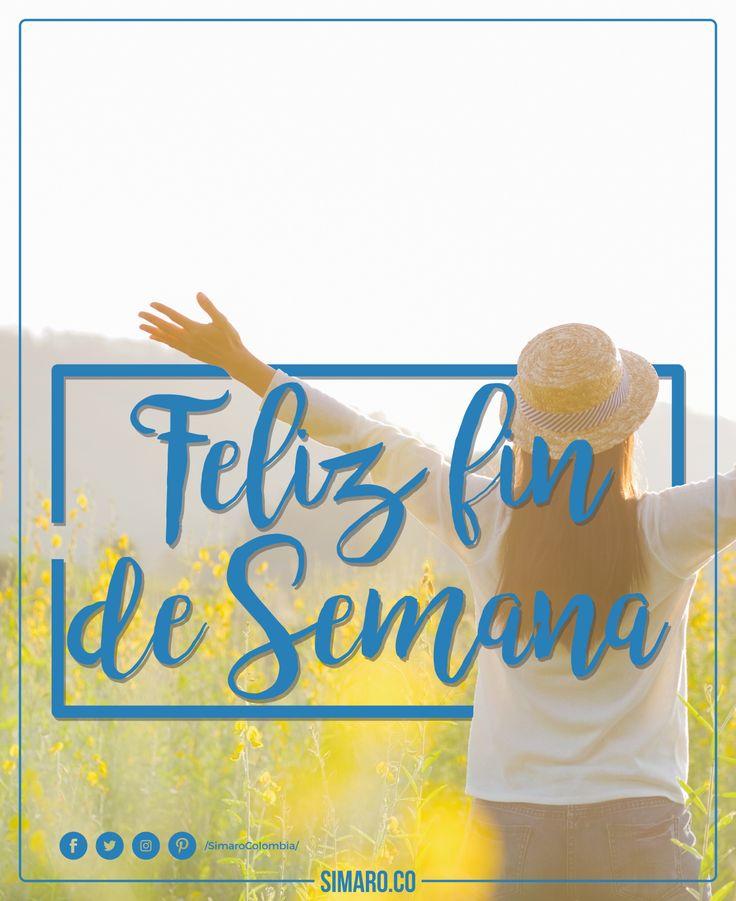 Feliz fin de Semana 😎☀🌴 http://simaro.co/ @SimaroColombia #SimaroColombia #NavidadSimaro #Weekend  #FinDeSemana #FinDeSemana #Weekend #LoEncontramosPorTi #WeFindItForYou #SimaroCo 🇨🇴 #SimaroMx 🇲🇽 #SimaroBr 🇧🇷 #Promo #Novedades #Compras #Regalos #Ofertas #Sale