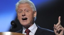 Bill Clinton's Message: 'Saving The Planet Is Better Economics Than Burning It Up'