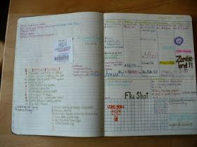 School Supply Dance: Update on my DIY Planner