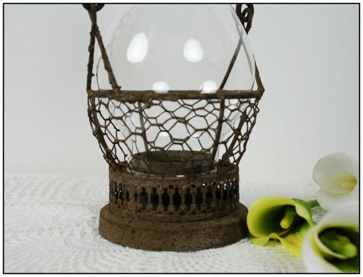 370 -10% Stylowy LAMPION LATARENKA Świecznik POMPEJE Shabby chic – Malbork – 134877363 | Gumtree