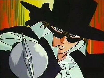 Cartoon Zorro on Anime.hasnae.com *_*