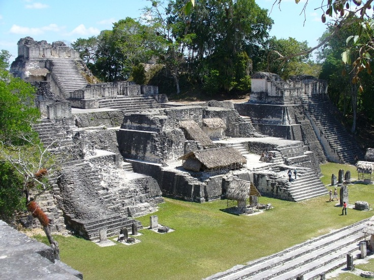 maya religious beliefs as seen in the architecture of tikal Mayan culture historical  the elegant patterns can represent anything from a woman's village to her religious beliefs to  the maya architecture.