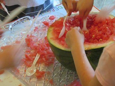 Exploring watermelons | Teach Preschool