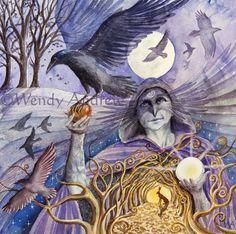 crow-woman